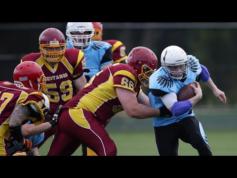 Tristan Whiting - Gridiron Highlights 2014 Division 1