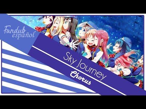 Sky journey 【Chorus en español】9人