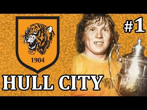 FM18 - Hull City - Episode 1 | Football Manager 2018 Hull city let's play