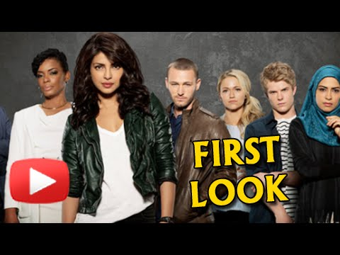 Priyanka Chopra 'Quantico' First Look | ABC Studios Show