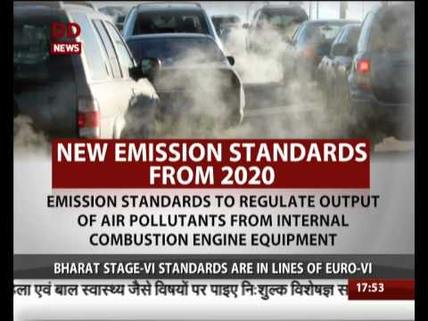 India to jump directly to BS-VI emission norms