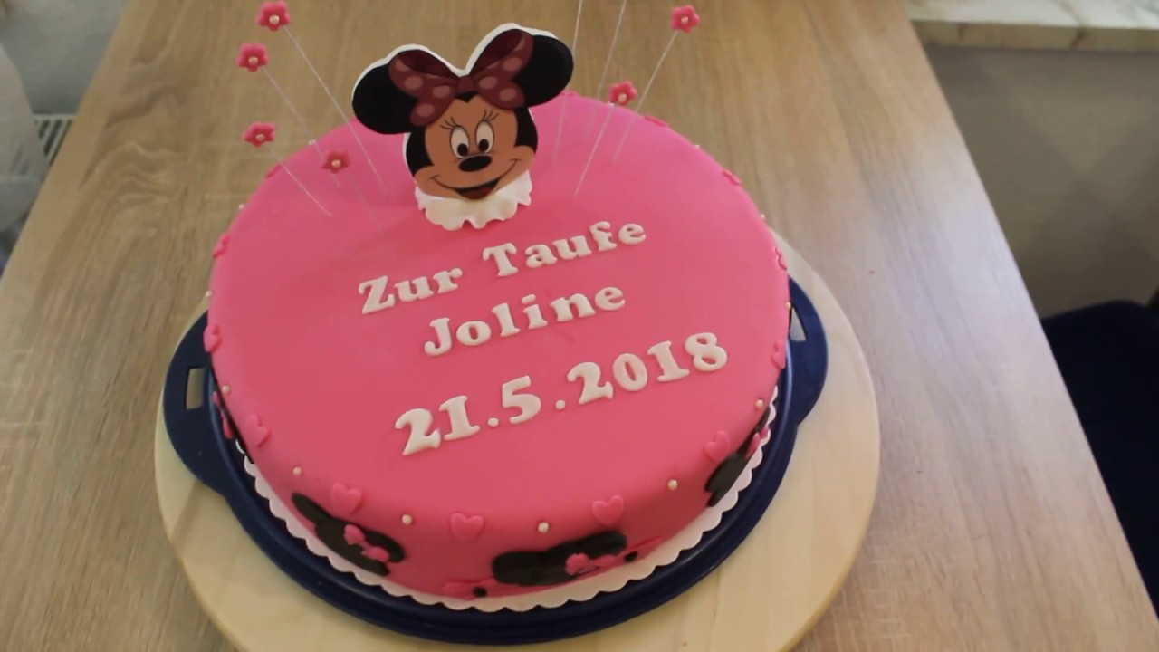 Minnie Maus Kuchen Minnie Maus Theme Party Cupcakes Cake Pops Cake