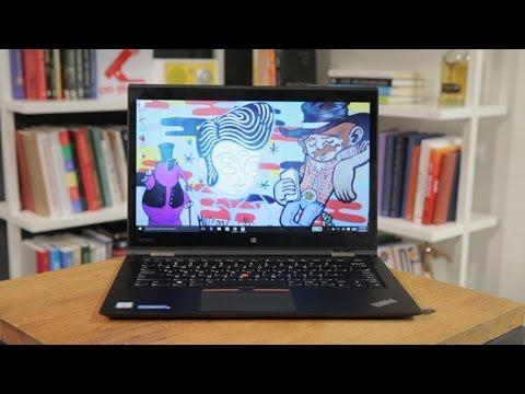 Lenovo ThinkPad X1 Yoga es la reina de las computadoras híbridas [video]