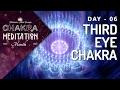 Download Chakra Sleep Meditation Music | OPEN THIRD EYE Chakra Meditation Balancing & Healing, Deep Sleep MP3 song and Music Video