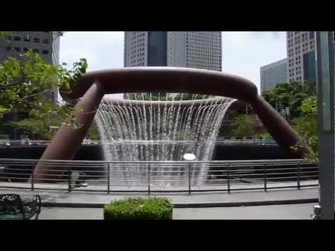 Fountain of Wealth with SunTec City, Singapore, HD Experience
