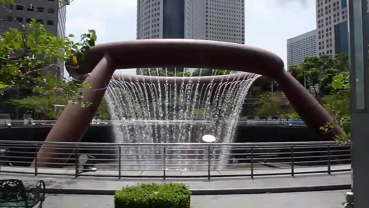 Image result for Fountain of Wealth, Singapore