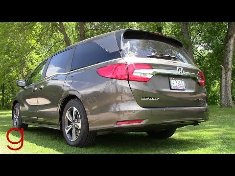2018 Honda Odyssey Touring | Road Test & Review
