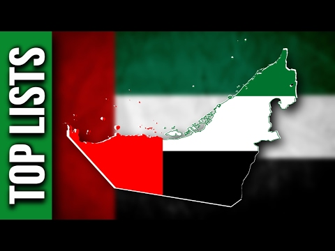 10 Things You Didn't Know About The UAE