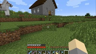 ASMR: Playing Minecraft while whispering and chewing gum