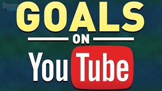 Setting Realistic Goals on YouTube! | How and Why It's Important! (YouTube Advice)