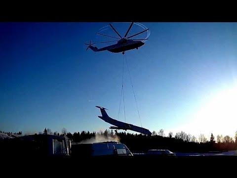 Smolensk Smoleńsk TAJEMNICZE ZAWIESIA - Big hoax  and the MYSTERIOUS SLINGS