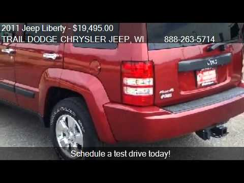 2011 Jeep Liberty For Sale In 2000 Stout St Menomonie Wi Youtube