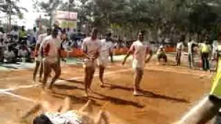 Repeat youtube video Kabaddi 5-5 RedKamalajadevi kalamb  Vs Ghodegaon.mp4