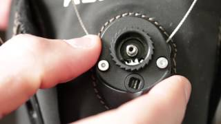 Korkers BOA M2 Lacing System - YouTube