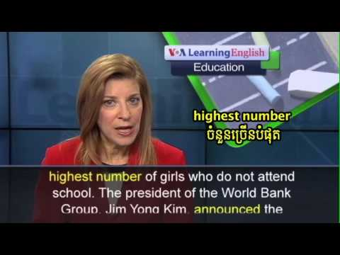 World Bank to Invest $2.5 Billion in Education Projects for Girls