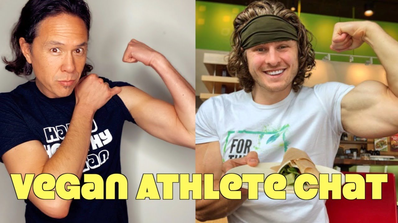 LIVE: Ryan & Brian Turner: Can Vegans Make Gains? Proper Nutrition?