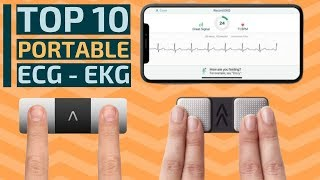 Top 10: Best Portable ECG/EKG Monitors for 2020 / Best Personal Heart Health Trackers / Heart Rate