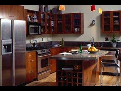 restaining kitchen cabinets. Restaining Maple Kitchen Cabinets  YouTube