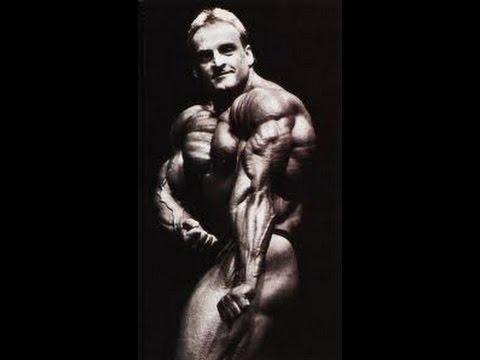 El hombre que murio por imitar a Arnold Schwarzenegger :Andreas Munzer