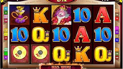 Video Slots - RhymingReels Old King Cole - $14.30 Win