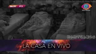 Gh 2016 Madrugada 01 08 Pato Y Yasmila Despues Del Amor Llego La Pelea Gran Hermano 2016