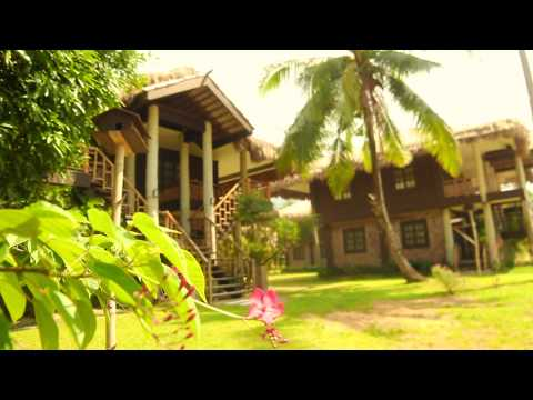 A new resort at the Long Beach in San Vicente, Palawan.