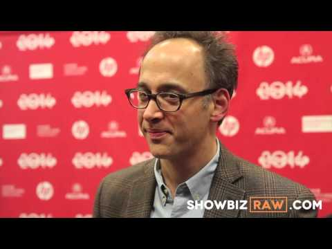 Director David Wain Talks To The Media At They Came Together Sundance
