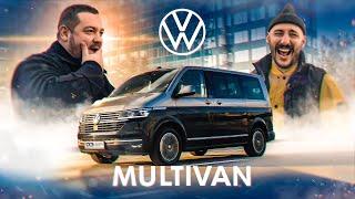 D3 VW Multivan Лухарь.