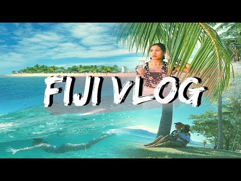FIJI ISLANDS | Travel Experience VLOG