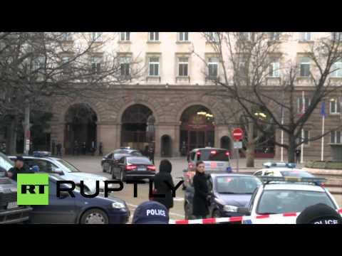 Bulgaria: 'NATO world terrorists!' – Ataka slam arrival of NATO Sec. General