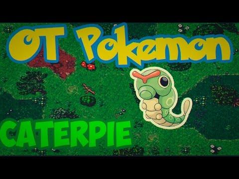 OT Pokémon - 5 Motivos para se ter um Caterpie