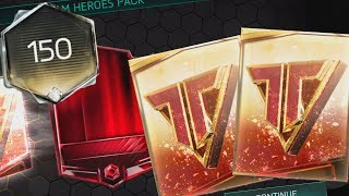 Every FIFA Mobile 18 50 Point Team Hero Pack Opening!! Plus The First 150 Team in FIFA Mobile!