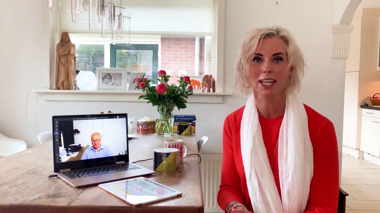 Lijden & leiden tijdens Corona: vlog interview met Stefaan Kindekens van Mediq