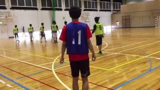 大阪市立大学ハンドボール(vs滋賀医③)20170715