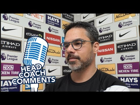 🙌IT WAS AN UNBELIEVABLE RESULT | David Wagner on the 0-0 draw with Manchester City