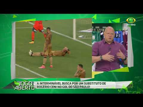 Ronaldo: Acho Que O São Paulo Vai Contratar Outro Goleiro