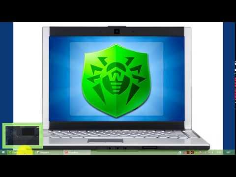 Доктор Веб  Курейт - программа для обнаружения вирусов - Dr.Web Cureit