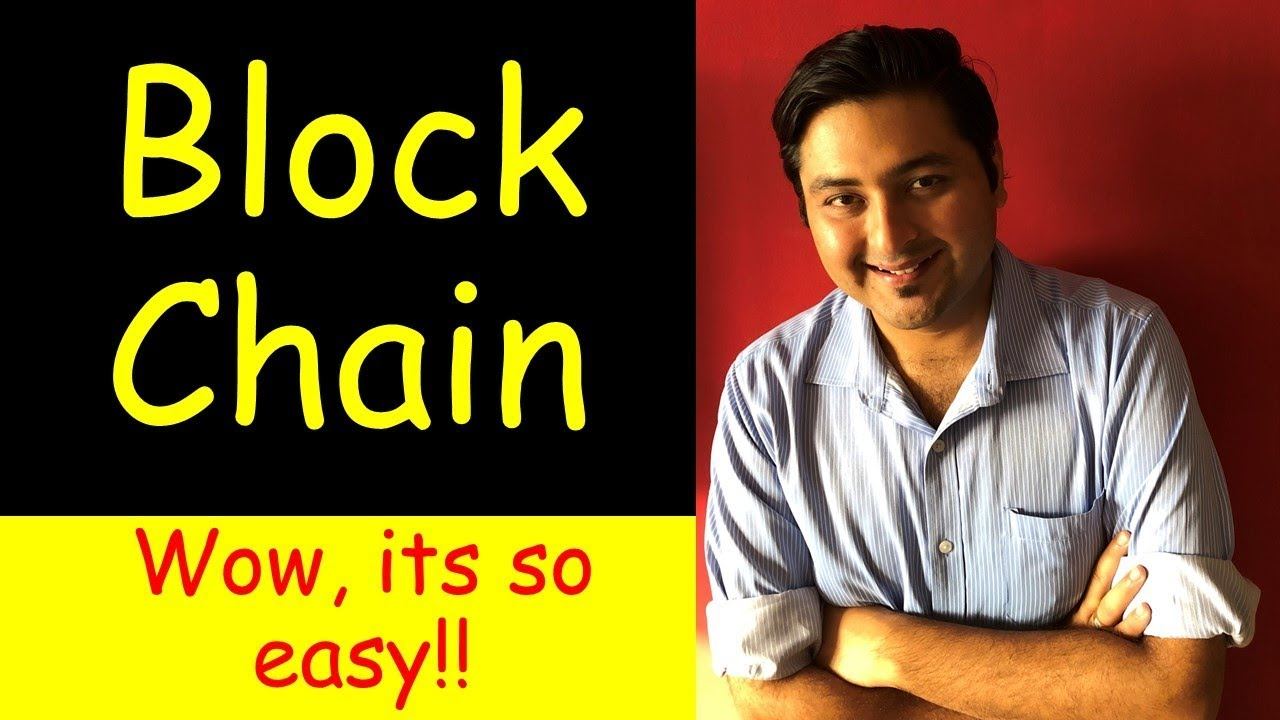 BlockChain Technology Explained in Hindi | Why is it used | ProxyNotes