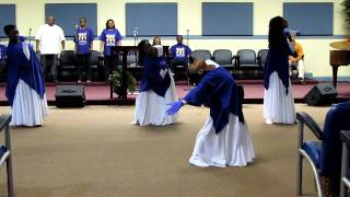 Word of God Ministries - God Blocked It - Praise Dance