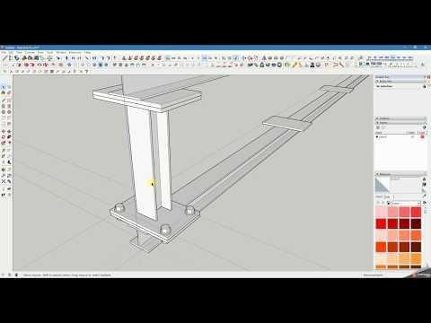 Bolt maker (Sketchup Extension)