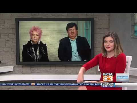Cyndi Lauper's Skin psoriasis Fight Shows Her 'True Colors'