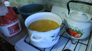 видео Абрикосовый сок в домашних условиях: рецепт на зиму