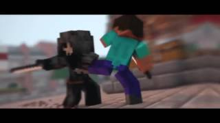 Epic PVP Minecraft Intro Template [Cinema 4D & After Effects]#38