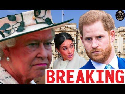 Download Buckingham palace quick r-esponse to Harry-Meghan latest r-og-ue m-ove on e-x-pl-osive memoir!!