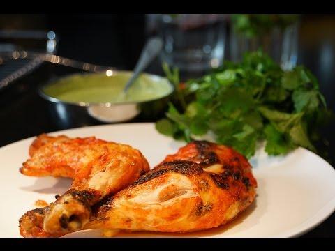 recette-de-cuisine-indienne-:-poulet-tandoori-et-sauce-coriandre