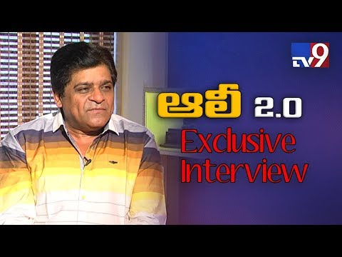 Ali 2.0 || Exclusive Interview With TV9 || Pawan Kalyan Jana Sena || Telugu Film Industry