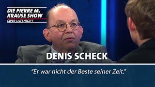 Denis Scheck über Marcel Reich-Ranicki