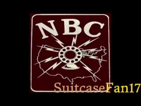 NBC Logo History Part 1 -  NBC in the Jazz Age