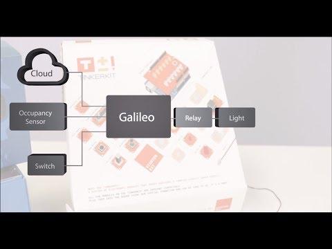 Galileo Application Series - Smart Lighting Demo