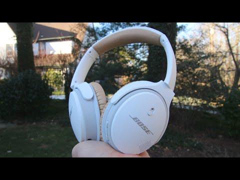 Bose AE2 Soundlink Headphones Review - Best Bluetooth Over-Ear Headphones?